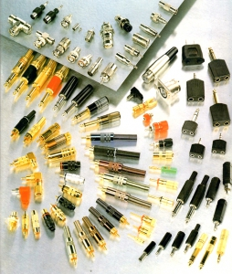 Audio / Radio connectors