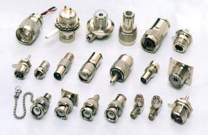 RF Coax. Connectors / Adaptors