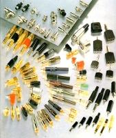 Audio / Radio connectors.